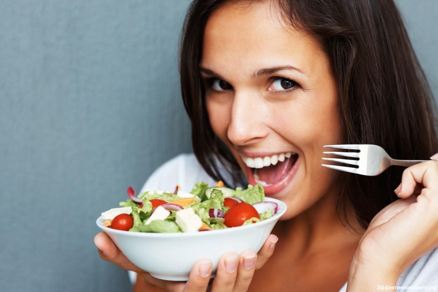 комплексное питание для похудения