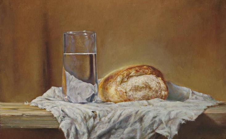 Можно ли похудеть от хлеба и воды или как можно похудеть с помощью.