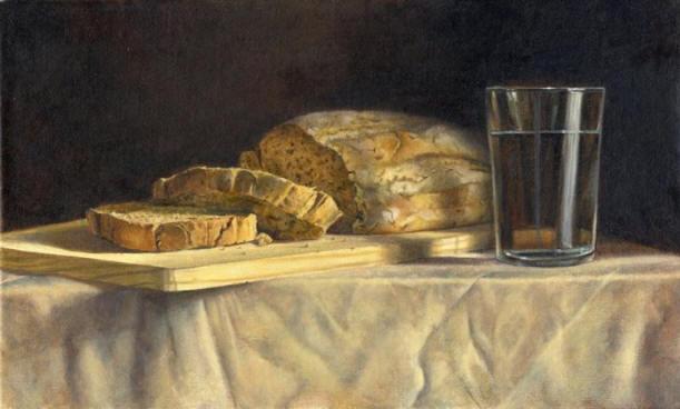 похудеть хлебом и водой отзывы