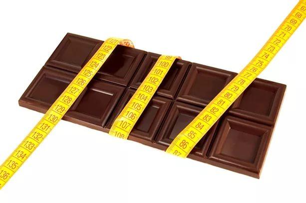 Шоколадная диета на 3 дня результаты фото до и после