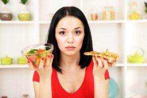 Какой должна быть диета во время месячных для облегчения симптоматики