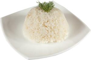 Рис с маслом