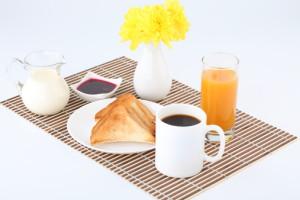 Тосты и чай