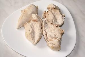 Отварная курица
