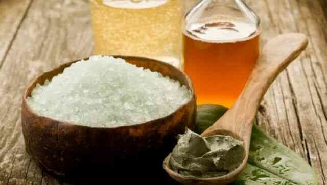 Рецепты для обертывания солью