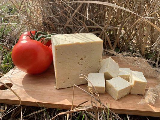 с чем едят сыр тофу